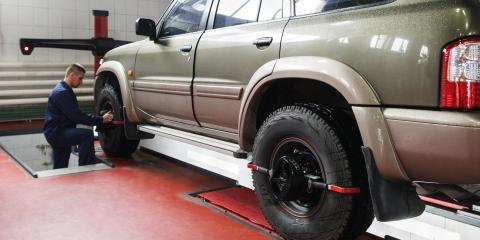 4 Advantages to Getting Your Wheels Aligned Regularly, Lorain, Ohio