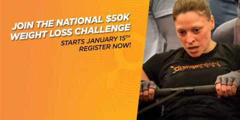 Join The National 50k Weight Loss Challenge Lose Weight Fast Orangetheory Fitness Highlands Denver Nearsay