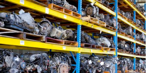 5 Auto Salvage Parts That Save You Money on Repairs, Louisville, Kentucky