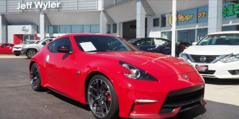7 Reasons Your Next New Car Should Be a Nissan® 370Z, Louisville, Kentucky