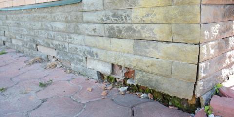 3 Causes of Foundation Cracks, Louisville, Kentucky