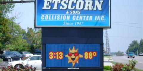 3 Reasons Electronic Message Centers Are the Most Effective Business Signs, Mount Washington, Kentucky