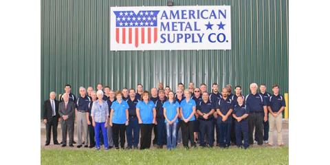 Louisville Customers Satisfied With Their Local Metal Supplier, Central Jefferson, Kentucky