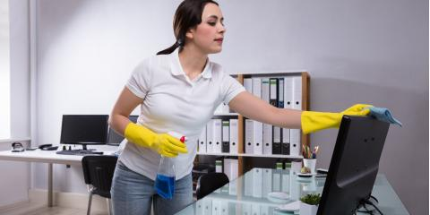 How to Clean Your Office for Spring, Covington, Kentucky