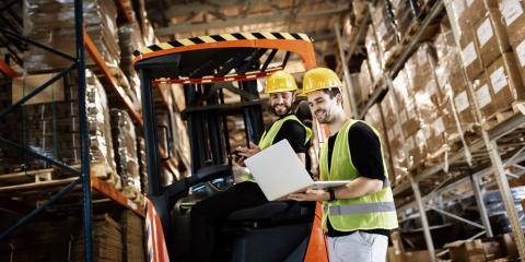 What Is a Forklift Cylinder Exchange Program?, Hamilton, Ohio