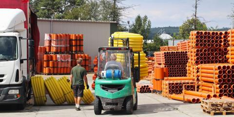 What Is the Forklift Cylinder Exchange Program?, Hamilton, Ohio