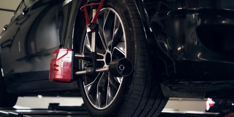 3 Signs It's Time to Visit a Mechanic for a Wheel Alignment, Loveland, Ohio
