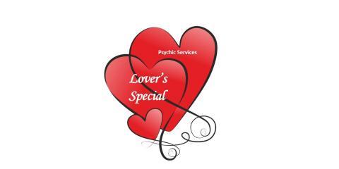 Lover's Special - FREE Psychic Services, Oklahoma City, Oklahoma