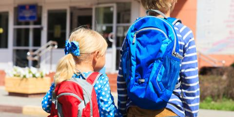 How Can Kids Use Backpacks Safely?, Canandaigua, New York