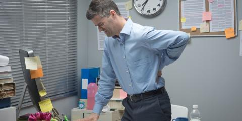 4 Possible Reasons for Your Lower Back Pain, Florence, Kentucky