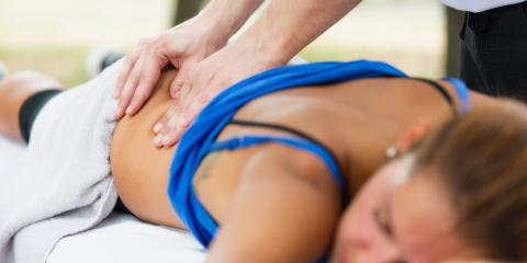 How Massage Therapy Helps Neck & Lower Back Pain, Union, Ohio