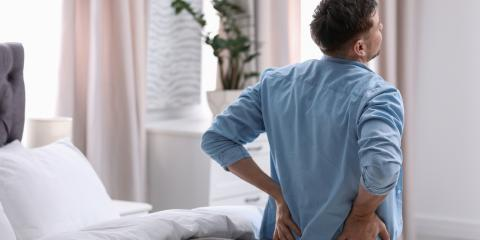 3 Sleeping Positions That Can Help Prevent & Relieve Back Pain, Texarkana, Arkansas