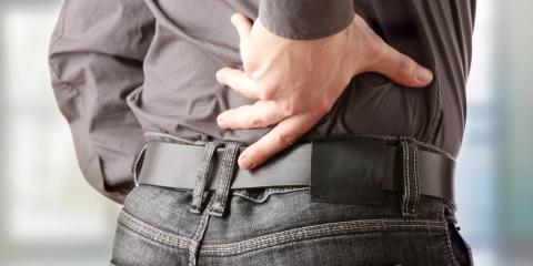 3 Common Causes of Lower Back Pain, Cincinnati, Ohio