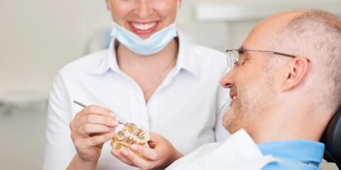 Cincinnati's Family Dentistry Pros Explain Why Dental Implants Rarely Fail, Springfield, Ohio