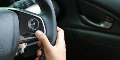 Auto Repair Shop Explains When to Use Your Cruise Control, Lowville, New York