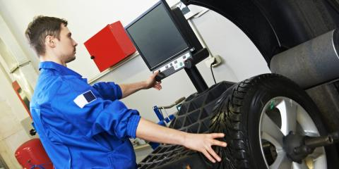 Auto Repair: Get Your Tires Aligned in Time for Spring, Lowville, New York