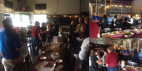 Thanks to all who joined us for happy hour at LTD Brewing Company in Hopkins last week!, Edina, Minnesota