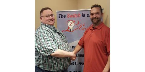 LeVeck Lighting's February Living the Mission Winner-Russ Brenneman, Tipp City, Ohio