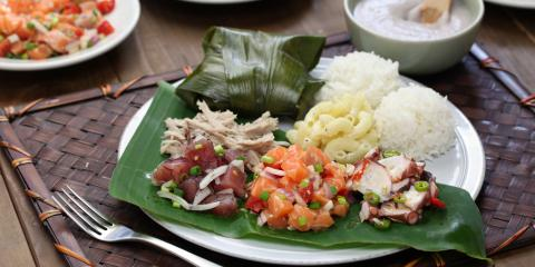 3 Hawaiian Foods to Try at a Luau, Honolulu, Hawaii