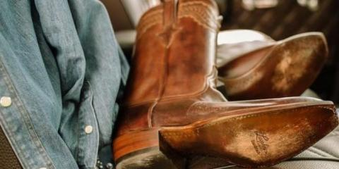3 Steps for Maintaining Leather Cowboy Boots, Lebanon, Ohio