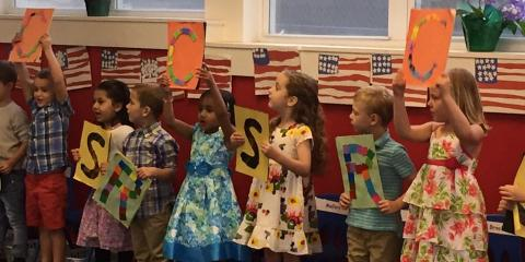 Prepare Your Child for Kindergarten at Lucky Lane Nursery School, Creve Coeur, Missouri