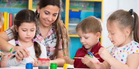 Why Early Registration for Preschool Is Important, Creve Coeur, Missouri