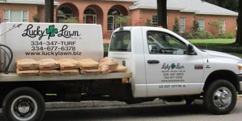 Lucky Lawn Service Inc., Lawn and Garden, Services, Enterprise, Alabama