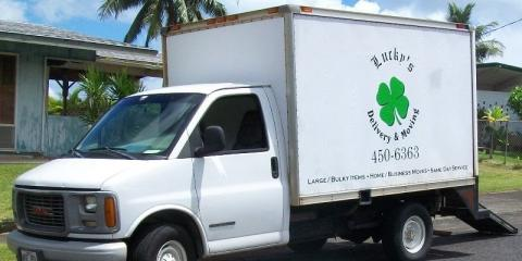 Lucky's Delivery & Moving Services , Moving Companies, Real Estate, Kaneohe, Hawaii