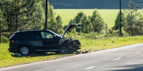 5 Steps to Take After a Car Accident, Springfield, Ohio