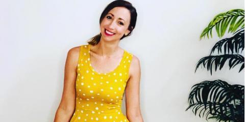 How to Style the New Nicki LuLaRoe Dress, Ponte Vedra, Florida