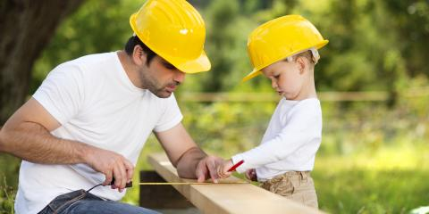 3 Fun Woodworking Projects for Kids, Norwood, Ohio