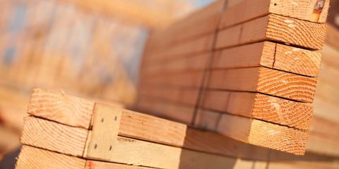 Understanding the Difference Between Plywood, Lumber, & Timber, Flemingsburg, Kentucky