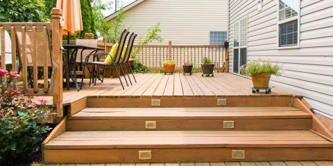 4 Factors to Consider When Building a New Deck, Mountain Home, Arkansas