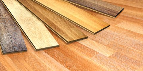 5 Most Common Types of Lumber Used in Hardwood Flooring, Perryville, Arkansas