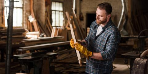 How to Choose Wood for Your DIY Carpentry Project, Norwood, Ohio