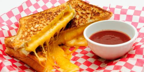 Rochester's Lunch Menu: 4 Reasons to Love Grilled Cheese, North Gates, New York