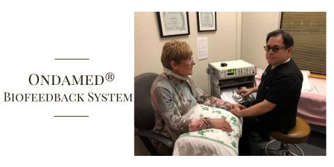 How the Ondamed® Biofeedback System Works, Anchorage, Alaska
