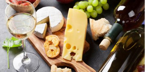 5 Tips for the Best Cheese Pairings, Luxemburg, Wisconsin