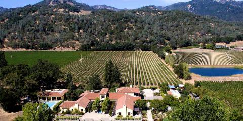 5 Reasons Why a Napa Valley Vacation is a Better Idea Than Those Other Places You're Considering, Calistoga, California