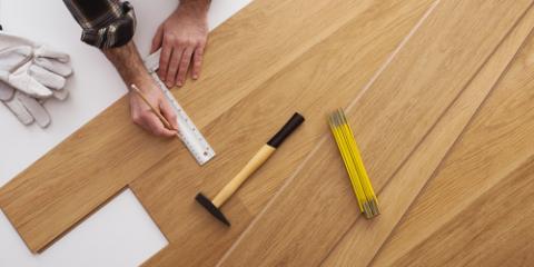 Why Choose LVT Over Wood Laminate Flooring?, Barnesville, Ohio