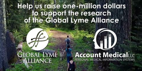 Let's Partner Together to Help Cure Lyme and Other Tick-Borne Diseases, Anoka, Minnesota
