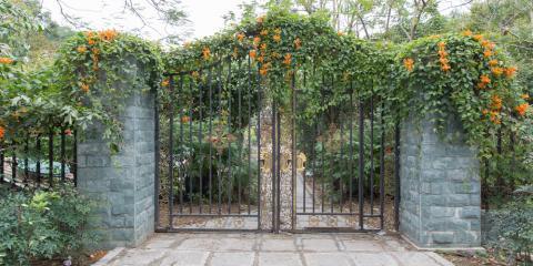 How Custom Gates Make Homes More Valuable, Archdale, North Carolina