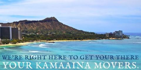 Headed For Hawaii? Get Moving Help From M. Dyer & Sons, Ewa, Hawaii