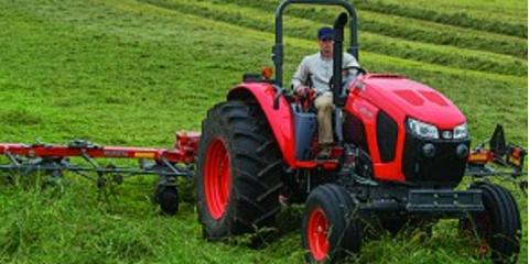 5 Beginner's Tips for Safely Driving a Tractor, Winder, Georgia