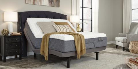 QUEEN ADJUSTABLE BED BASE BY ASHLEY-$735, Maryland Heights, Missouri