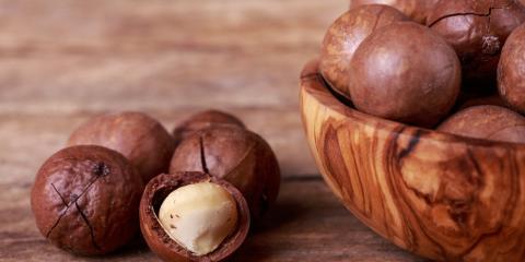 5 Health Benefits of Macadamia Nuts, Waialua, Hawaii