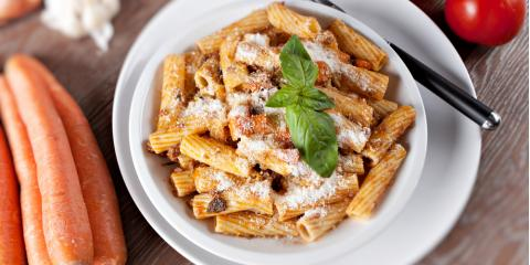 Why Athletes Benefit From Carb-Heavy Italian Food, Yonkers, New York