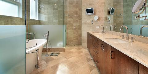 Why Frosted Glass Is the Best Choice for a Bathroom, Macedonia, Ohio