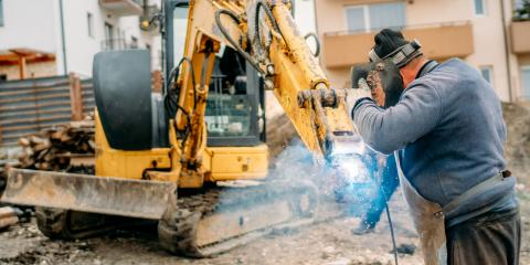 What to Expect From On-Site Welding Repairs, Archdale, North Carolina