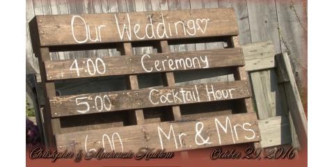 A Country Wedding, Minneapolis, Minnesota